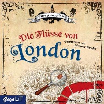 Die Flüsse von London, 3 Audio-CDs
