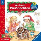 Wir feiern Weihnachten, 1 Audio-CD Cover