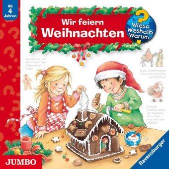 Wir feiern Weihnachten, 1 Audio-CD