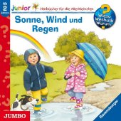 Sonne, Wind und Regen, 1 Audio-CD Cover