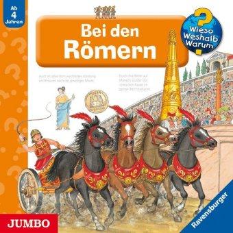 Bei den Römern, 1 Audio-CD