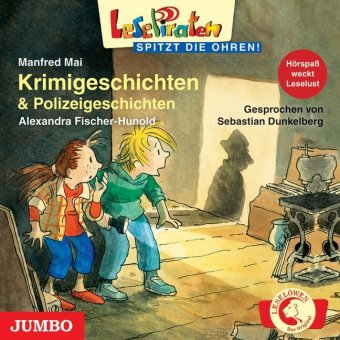 Krimigeschichten & Polizeigeschichten, 1 Audio-CD