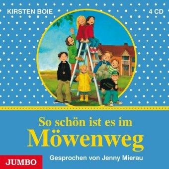 So schön ist es im Möwenweg, 4 Audio-CDs