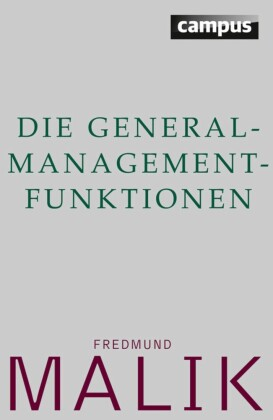 Die General-Management-Funktionen