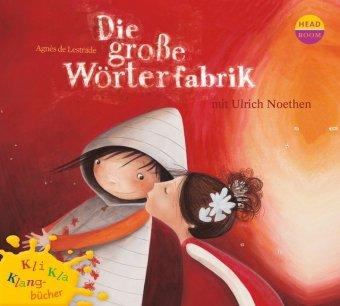 Die große Wörterfabrik, 1 Audio-CD