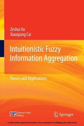 Intuitionistic Fuzzy Information Aggregation