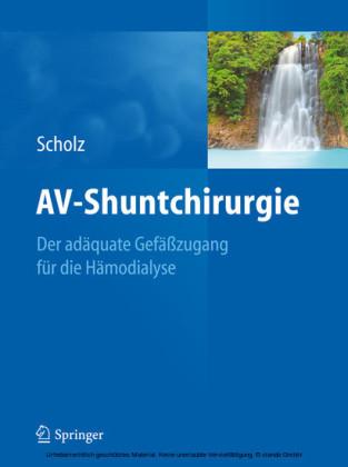 AV-Shuntchirurgie