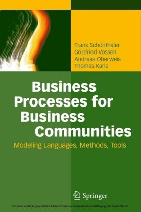 Business Processes for Business Communities