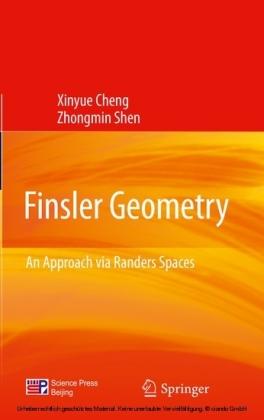 Finsler Geometry