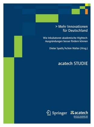 Mehr Innovationen für Deutschland