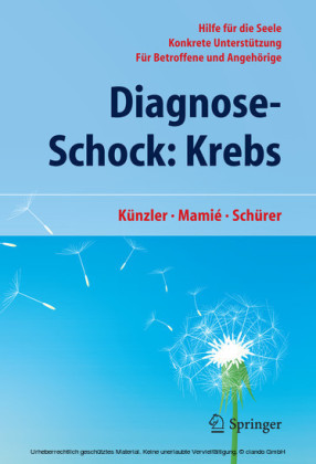 Diagnose-Schock: Krebs