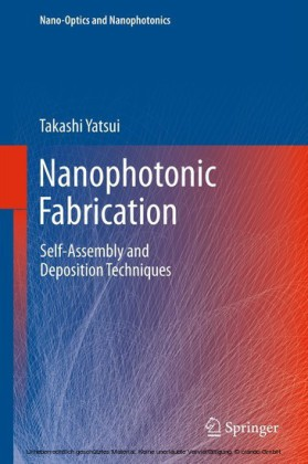 Nanophotonic Fabrication