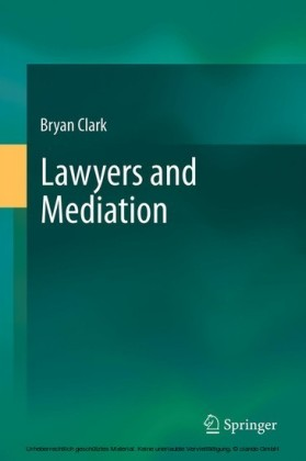 Lawyers and Mediation