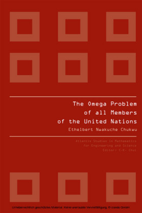 THE OMEGA PROBLEM OF ALL MEMBERS OF THE UNITED NATIONS
