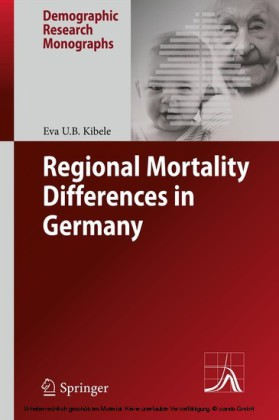 Regional Mortality Differences in Germany