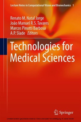 Technologies for Medical Sciences