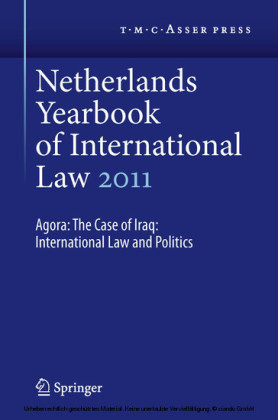 Netherlands Yearbook of International Law 2011