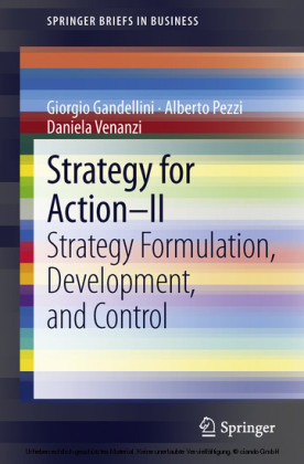 Strategy for Action - II