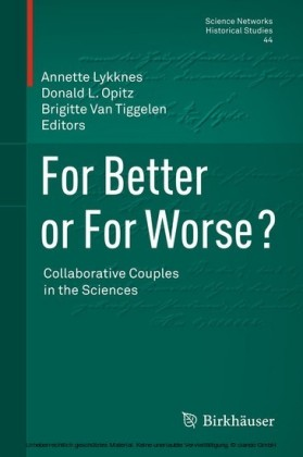 For Better or For Worse? Collaborative Couples in the Sciences