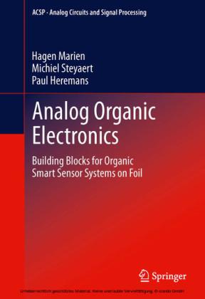 Analog Organic Electronics
