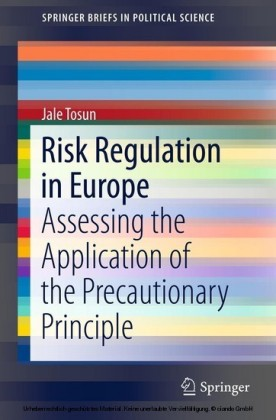 Risk Regulation in Europe
