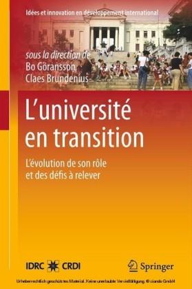 L'université en transition