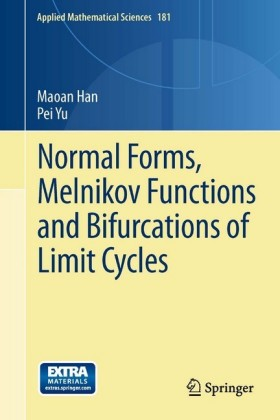 Normal Forms, Melnikov Functions and Bifurcations of Limit Cycles