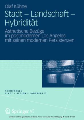 Stadt - Landschaft - Hybridität
