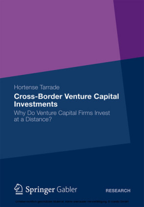 Cross-Border Venture Capital Investments