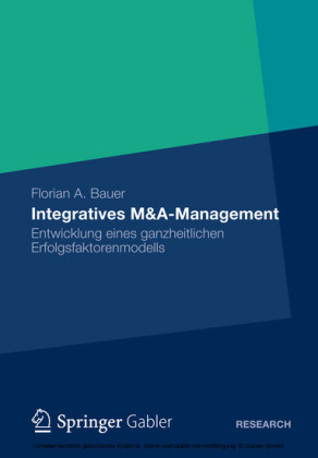 Integratives M&A-Management