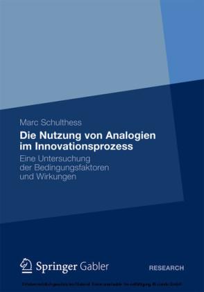 Die Nutzung von Analogien im Innovationsprozess