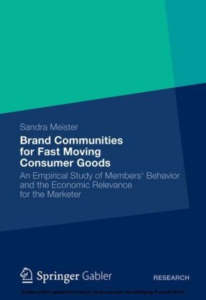 Brand Communities for Fast Moving Consumer Goods
