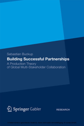 Building Successful Partnerships