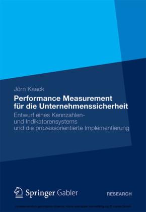 Performance-Measurement für die Unternehmenssicherheit