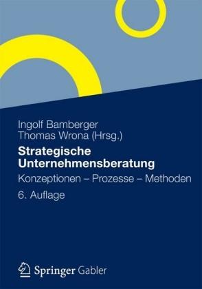 Strategische Unternehmensberatung