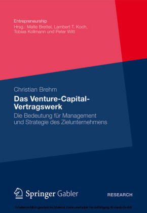 Das Venture-Capital-Vertragswerk