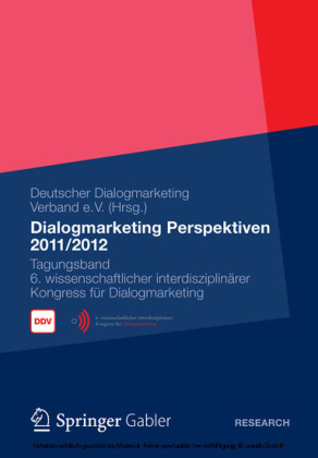 Dialogmarketing Perspektiven 2011/2012