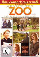 Wir kaufen einen Zoo, 1 DVD Cover