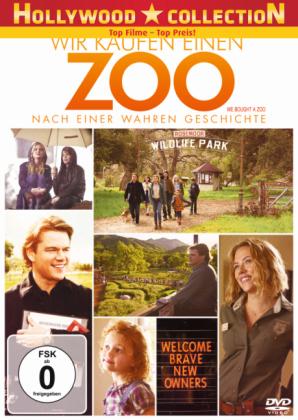 Wir kaufen einen Zoo, 1 DVD