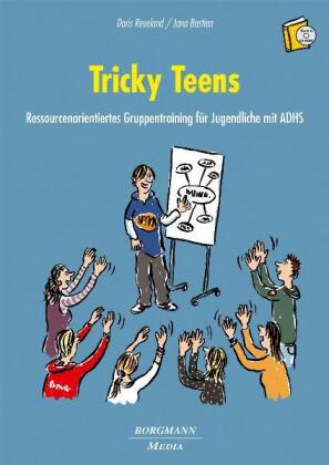 Tricky Teens, m. CD-ROM