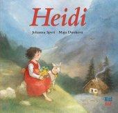Heidi, kleine Ausgabe Cover