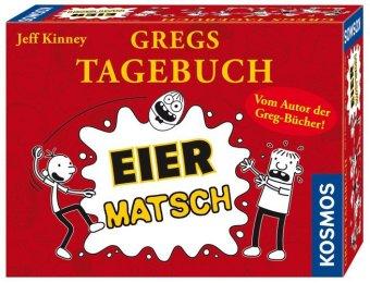 Gregs Tagebuch, Eiermatsch (Kinderspiel)