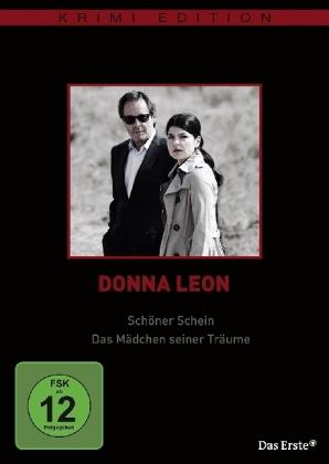 Donna Leon: Schöner Schein / Das Mädchen seiner Träume, 1 DVD