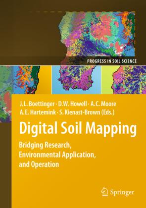 Digital Soil Mapping