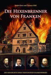 Die Hexenbrenner von Franken Cover