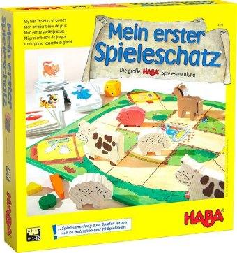 Mein erster Spieleschatz (Kinderspiel)
