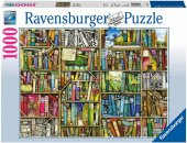 Magisches Bücherregal (Puzzle) Cover