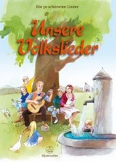 Unsere Volkslieder Cover