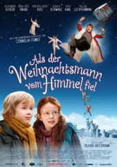 Als der Weihnachtsmann vom Himmel fiel, 1 DVD Cover