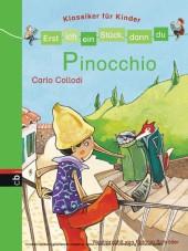 Erst ich ein Stück, dann du - Klassiker für Kinder - Pinocchio